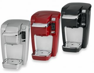 Keurig Mini Plus Coffee Maker Black White Red Platinum Great Christmas