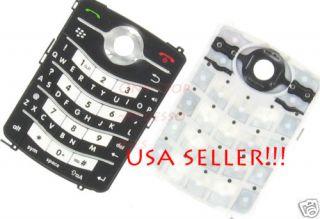 Rim Blackberry Pearl Flip 8220 Keypads Keyboard Key
