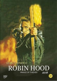 Robin Hood – Prince of Thieves 1991 Kevin Costner New