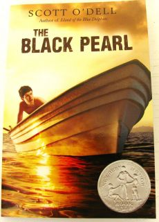 The Black Pearl Scott ODell Kids Adventure Fiction Book Newbery Award