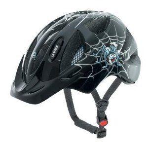 Uvex Spider Hero Kids Bicycle Helmet with LED