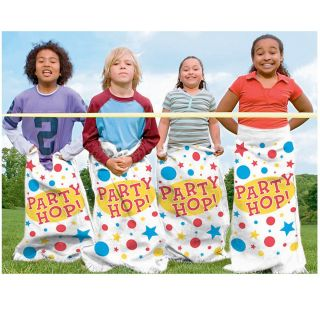 for Potato Sack Races Kids Birthday Party Carnival Circus Game