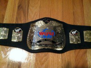 WWE WWF Kids Tag Team Championship Replica Belt