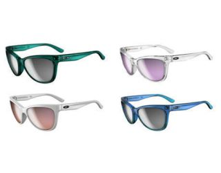 New Authentic Oakley OO9124 Fringe Womens Sunglasses 4 Color