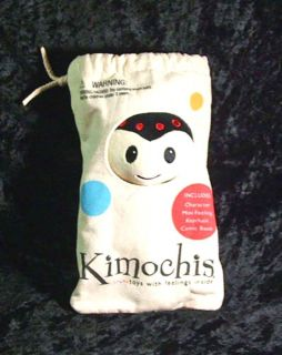 Kimochis Mini Bug Plush Set New