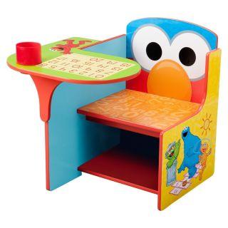 Kid Children Child Table Desk N Chair w Storage Activity Art Sesame