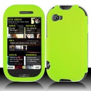 Rubber N Green Hard Case Cover Microsoft Sharp Kin Two