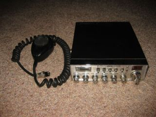 Cobra Electronics 29LTD 29 LTD CB Radio Base Station w/ Road King 56