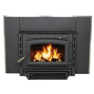 US Stove Wood Stove Fireplace Insert 2200i