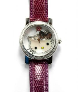Kimora Lee Simmons Hello Kitty Diamond Sapphire Ladies Watch Model