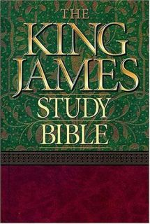 New King James Study Bible by Thomas Nelson