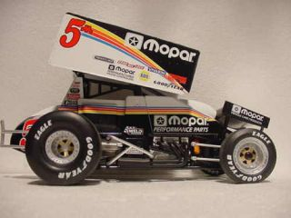 Mark Kinser Mopar 5M Parts Outlaws Dirt Sprint Car GMP