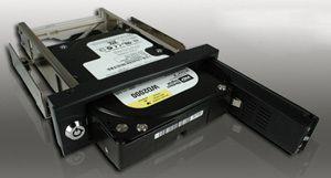 Kingwin KF 1000 BK SATA 3 5 Internal Hot Swap Rack New