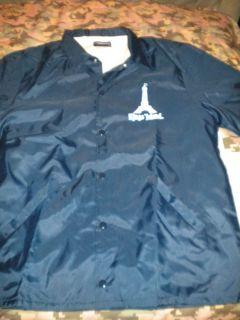 Vintage Kings Island Amusement Park Employee Uniform Jacket M NEW NOS