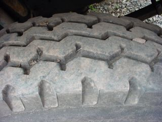 900 20 Truck Steering Tire with Wheel