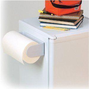 Magnetic Paper Towel Holder Kitchen Storage Rack Kitchen Organizer NEW