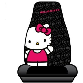 New Hello Kitty Core Front Bucket Seat Cover Universal for all Bucket