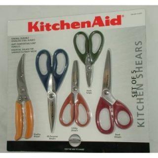 KitchenAid Stainless Steel Blades Kitchen Shears New