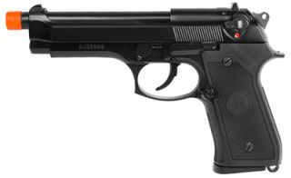 KJ Works M9 FM Airsoft Full Metal Gas Pistol Blow Back Semiauto