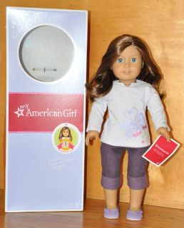 Brand New My American Girl 18 Doll Super Cute Box Included