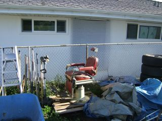 Koch Barber Chair