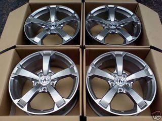 18 Acura TL 2009 2010 2011 SH AWD Factory Wheels Rims New 4