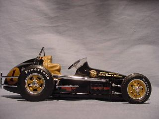 KNOXVILLE NATIONAL MEMBERS ONLY SPRINT CAR VINTAGE GMP 1 18 OPEN WHEEL