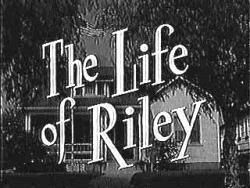 The Life of Riley starring William Bendix Complete TV Series on DVD