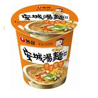 ANSUNGTANGMYUNX6 Pcs Ramyun Ramen Korean Instant Noodle Soup