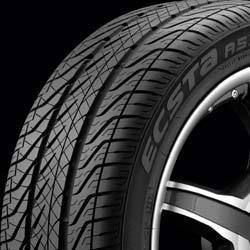 Kumho Ecsta ASX 255 50 17 Tire Set of 4