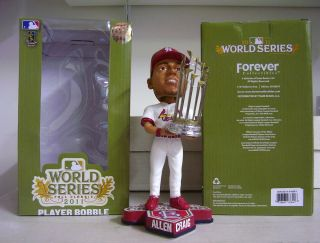 Allen Craig VERY RARE St Louis Cardinals WORLD SERIES 2011 Bobble