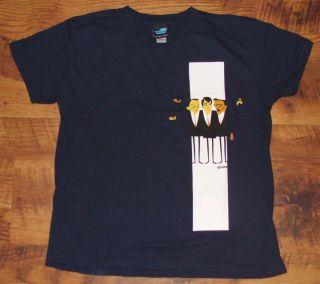 Tee Shirt Rat Pack Tees for Misfits Jr Size L Sammy Frank Dean