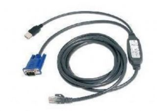 IBM 31R3132 3M USB Console Switch Cable KVM New