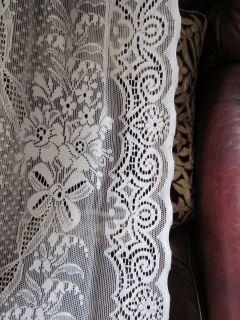 rebecca lace curtains