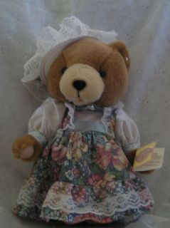 Anco Merchandise 1991 Treasured Memories Bear Doll