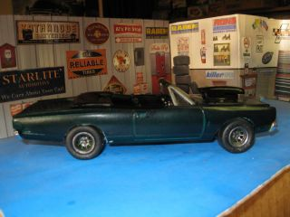 69 Plymouth Roadrunner Convertible Built