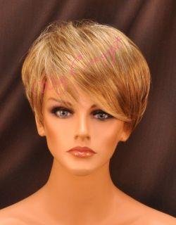 Bobbi Boss Short Straight Synthetic Full Wig Rihanna