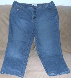 La Blues Wilshire Blue Denim Jeans Yellow Tag 18 20s