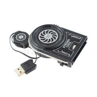 Mini Vacuum USB Cooling Fan for Notebook Laptop Cooler