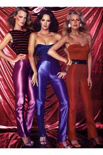 Charlies Angels Cheryl Ladd Shelley Hack Jaclyn Smith