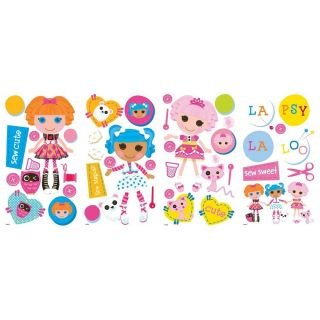 Lalaloopsy Doll 44 Big Wall Decals La La Loopsy Room Decor Stickers