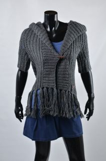 HOLLISTER By Abercrombie New LAGUNA HILLS Knit Hand Sweater Cardigan