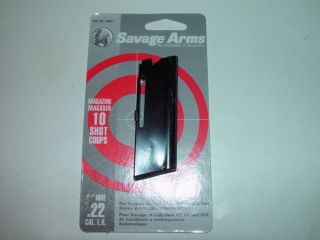 Savage & Lakefield 62 64 954 SERIES SEMI AUTO 22 LR magazine 10 SHOT