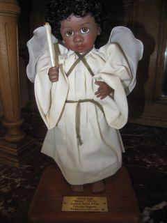 Michael Porcelain Angel Dianna Effner Doll Lain