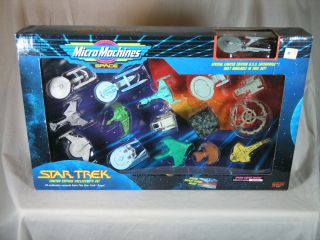 Star Trek Micro Machines Limited Edition Collectors Set