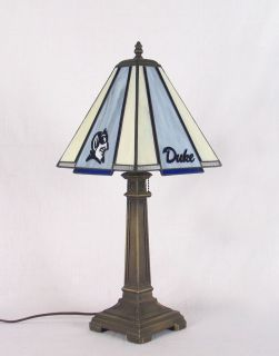 Stained Glass Duke University Lamp Shade Shade Only Base not Included