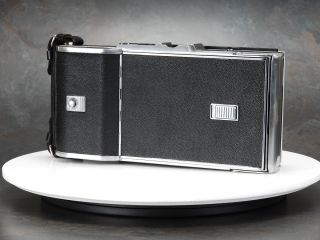 Vintage Polaroid Land Camera Film Back Graflex Graphic 4x5 w Darkslide
