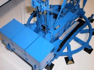 Manitowoc 4100 Ringer Crane RARE  Lampson  Livery C w 123 Jib
