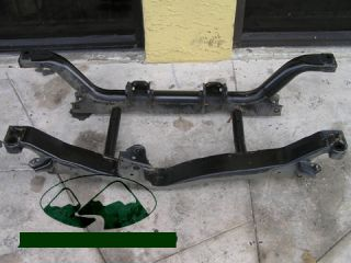 Land Rover Subframe Rear Suspension Freelander