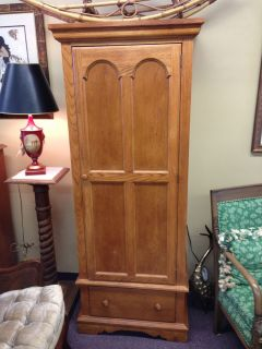 Lane Furniture Armoire Wardrobe Vanity Mirror Dresser Tall Closet